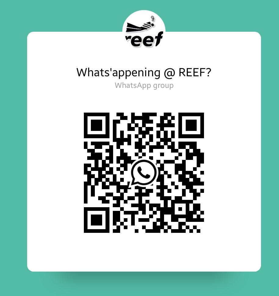 Reef Divers QR code